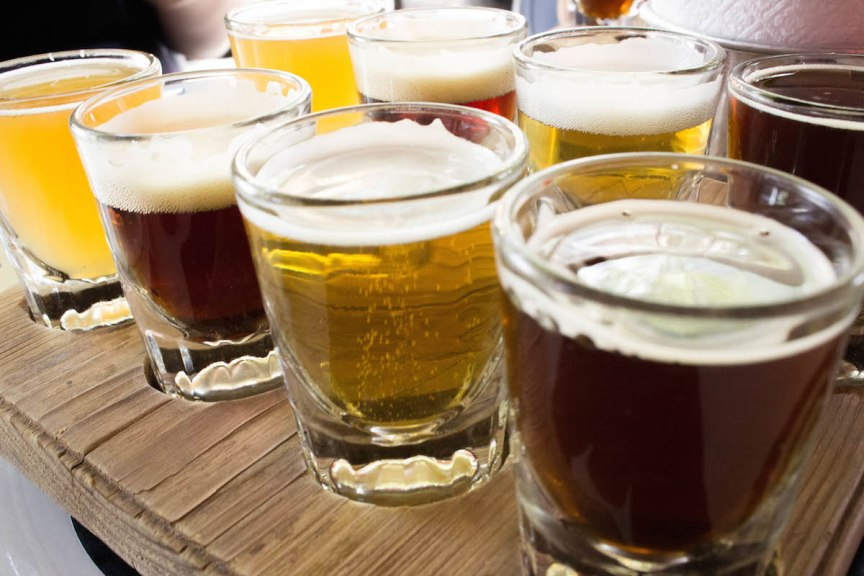 beer Mexico food tour