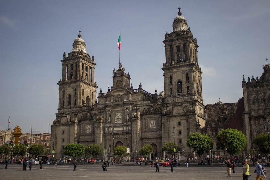 Mexico City Cathedral hostel review