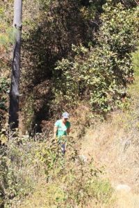 Guatemala hike Great Escape