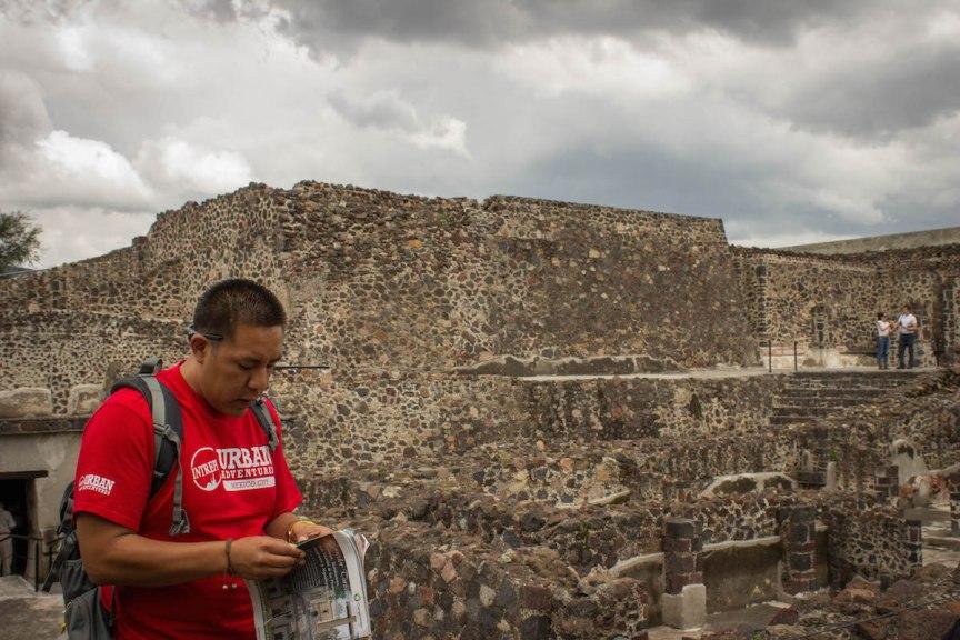 Teotihuacan Urban Adventures