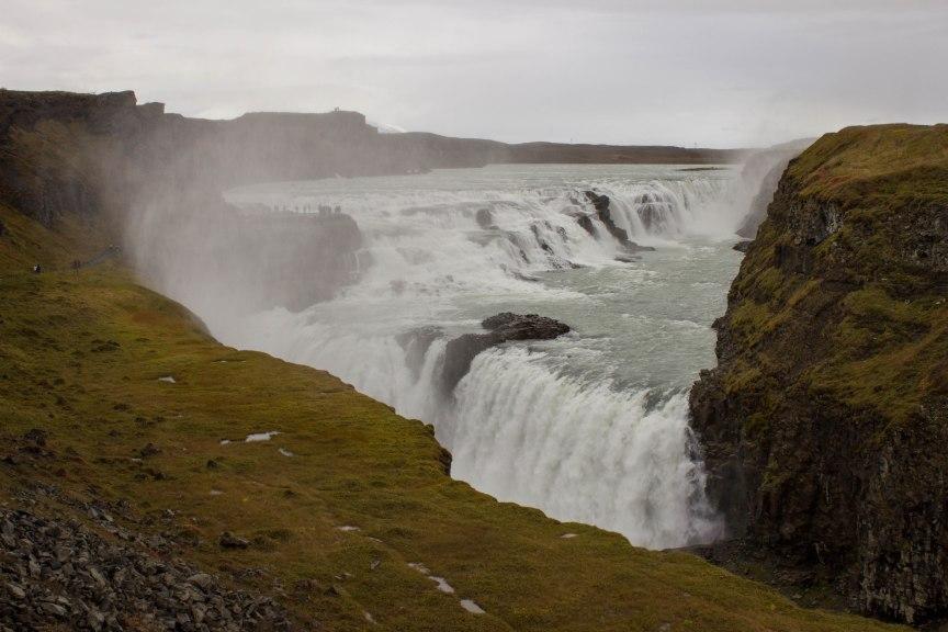 [img] Gullfoss Waterfall Golden Circle in Iceland