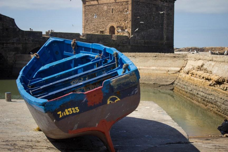[img] Essaouira fishing boat