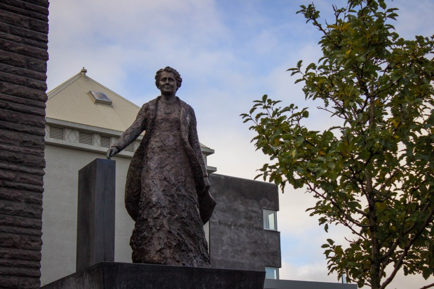 [img] CityWalk Reykjavik first female president free walking tour in Iceland