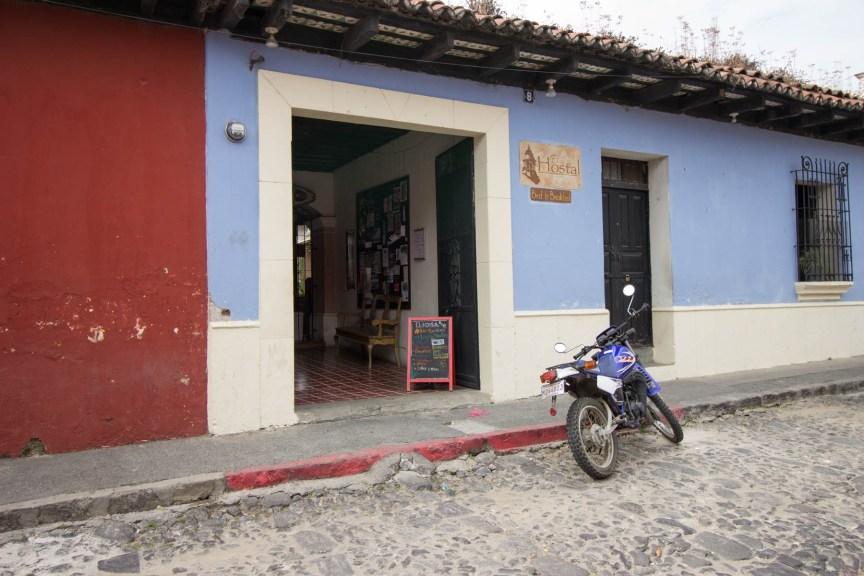 [img] El Hostal in Antigua, Guatemala