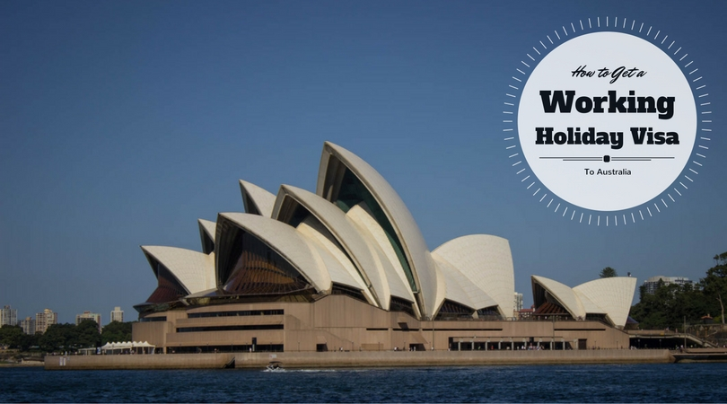 [img] how to get a working holiday visa to Australia