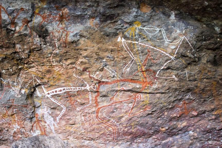 [img] Kakadu National Park Aboriginal Rock Art