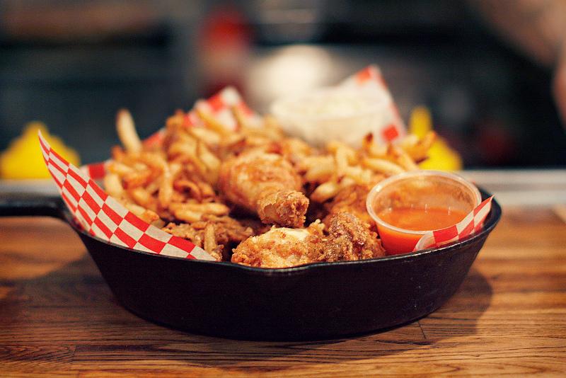 [img] Arlington, Texas fried chicken