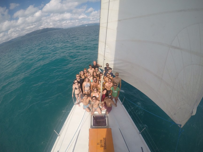 [img] Great Escape Monthly Review Whitsundays sailing tour