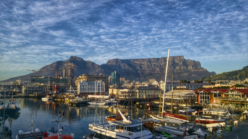 [img] Table Mountain Cape Town