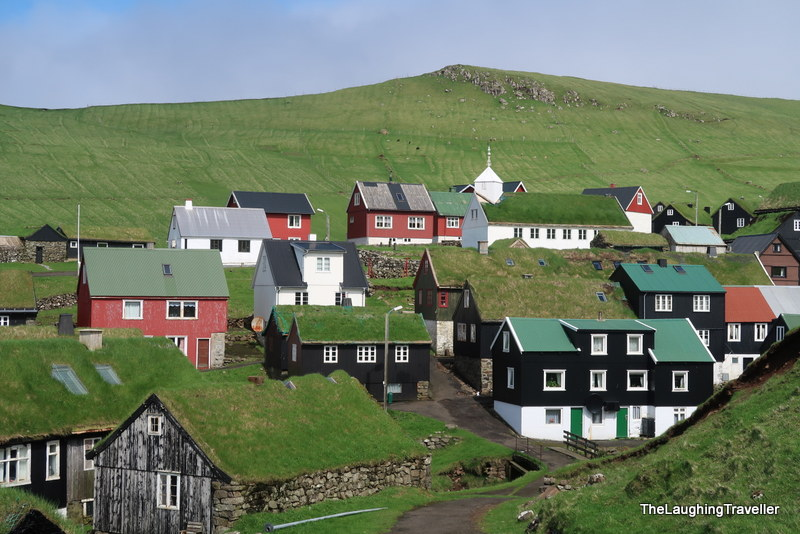 [img] Mykines Village Faroe Islands