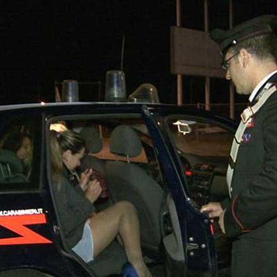Foto relativa ai controlli dei Carabinieri - Cronaca Siracusa Notizie