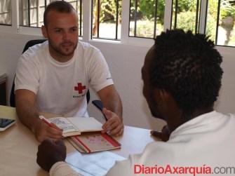 Más de 2.000 personas reciben apoyo de Cruz Roja Málaga para el pago de suministros