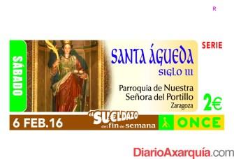SANTA AGUEDA PARROQUIA EL PORTILLO HUESCA 060216
