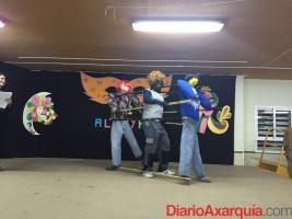 Colorido, alegría e imaginación en el Carnaval de Almayate