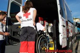 Cruz Roja Málaga Atención personas con discapacidad