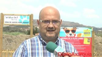 Jesús Atencia Playa Canina