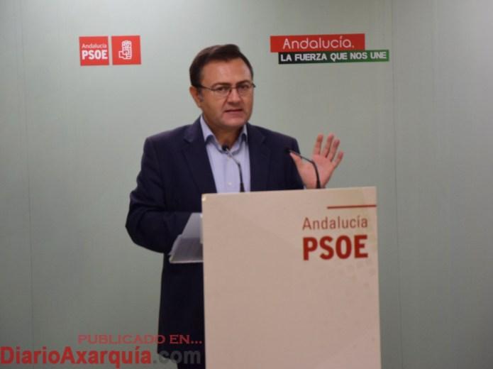 El PSOE reclama al Gobierno que deje de marear la perdiz con la depuradora de Nerja