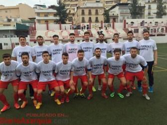 Muchos goles y derrota para el Barrio en Fuengirola (4-3)