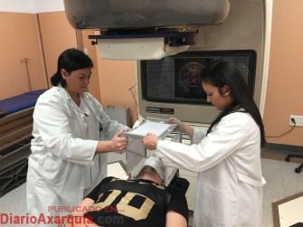 Tratamiento Unidad Oncologia Radioterapica H Regional