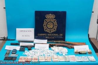 20170719 detenidos tele coca_Fuengirola