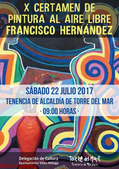 X Certamen de Pintura Francisco Hernández