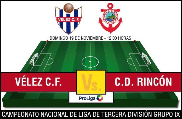 Vélez y Rincón se juegan parte de su futuro en el derbi de Tercera
