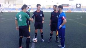 El C.D. Barrio gana al C.D. Campillos (3-1)