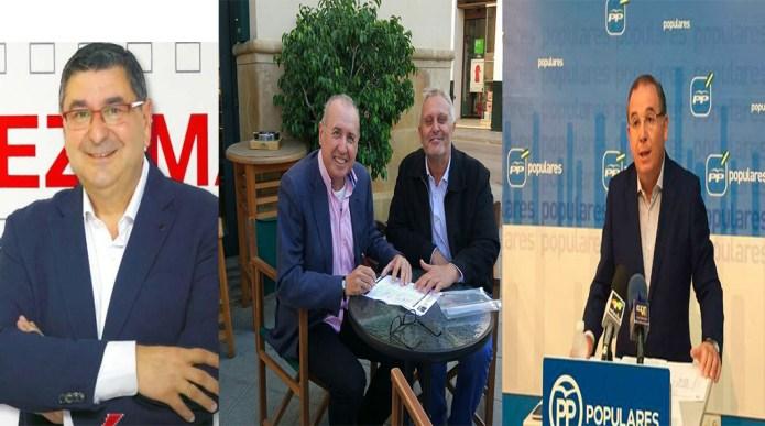 PSOE y PP eligen este fin de semana sus Ejecutivas Locales