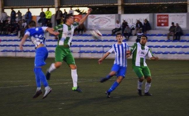 El Nerja se lleva el derbi axárquico de Segunda Andaluza ante Totalán (2-0)