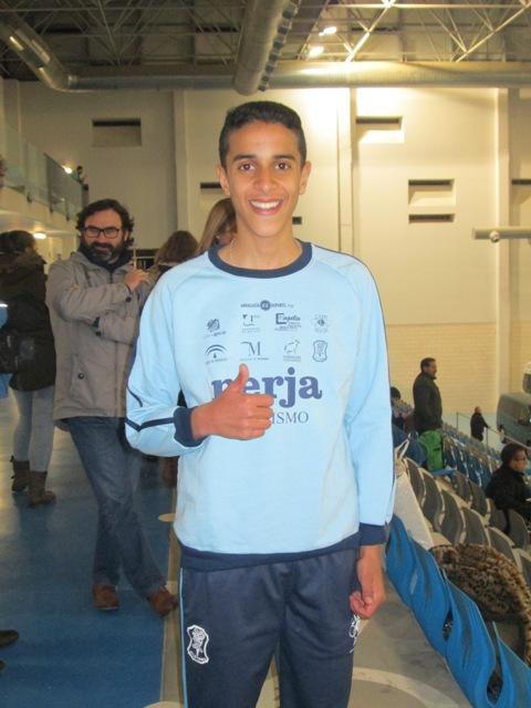 Dos atletas nerjeños, convocados por la Selección Española
