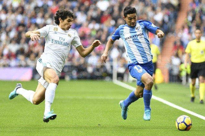 El Málaga cae por la mínima ante el Real Madrid (3-2)
