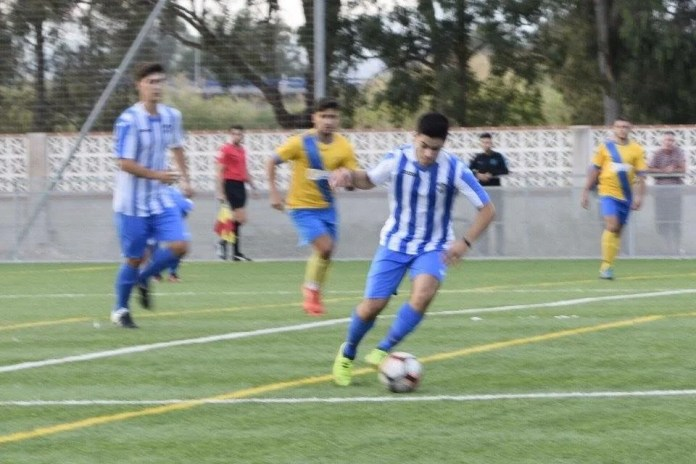 El Nerja vence al Benagalbón en el derbi axárquico de Segunda Andaluza (3-2)