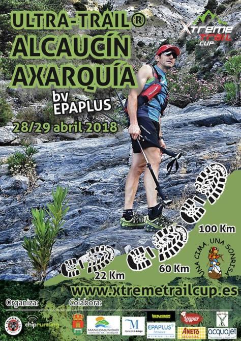 La IV Ultra Trail Alcaucín Axarquía se celebrará en abril