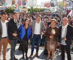Torrox logra el lleno absoluto en su Fiesta de las Migas y supera las 40.000 personas