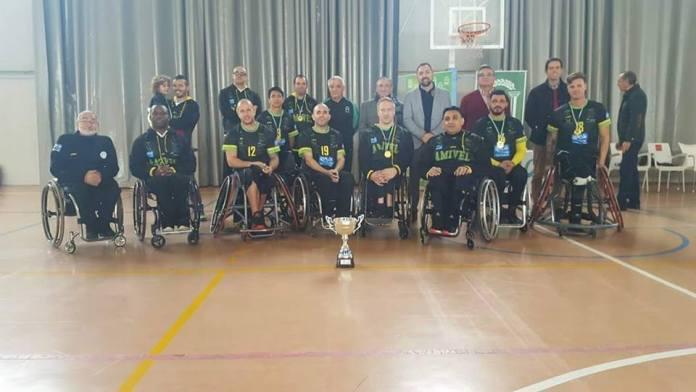 AMIVEL BSR, Campeones de Andalucía