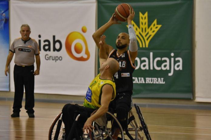AMIVEL estará en la Copa del Rey de Baloncesto en Silla de Ruedas