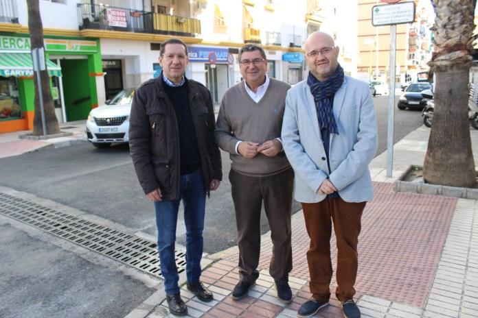 El Ayuntamiento invierte más de 67.000 euros para realizar siete actuaciones de refuerzo de viales, urbanos e interurbanos, en diferentes puntos de Vélez-Málaga y Torre del Mar.