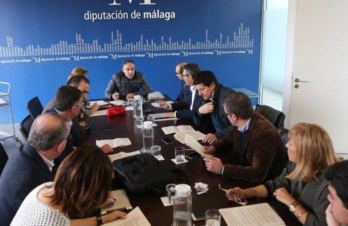 La Diputación concede más de 900.000 euros a empresas y emprendedores
