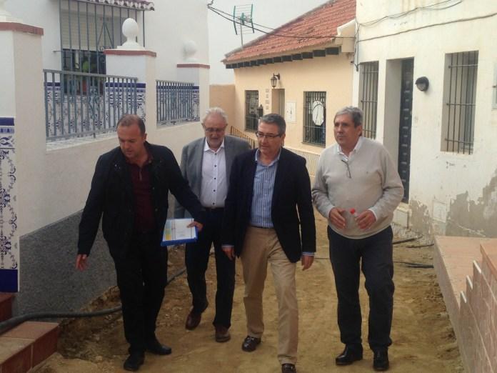 La Diputación aprueba obras por 430.000 euros para mejora de abastecimiento de agua en seis municipios