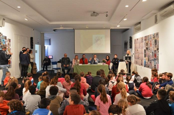 El alcalde de Rincón imparte charlas informativas en los centros escolares con motivo del Día de la Constitución Española