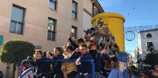 Los Reyes llegarán a Vélez a las 11.30 horas a l Fortaleza. Por la tarde, el gran desfile arrancará a las 17.30 horas desde el Palacio Beniel.