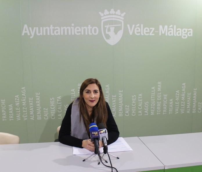 La concejala de Bienestar Social e Igualdad, Zoila Martín, presentó el balance de Servicios Sociales relativo a 2017.