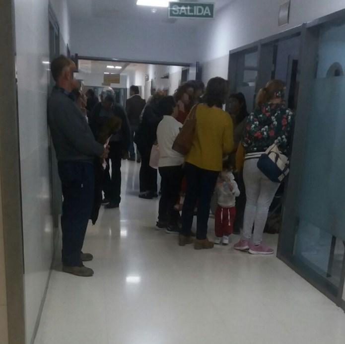 Denuncian demoras de más de cinco horas en las Urgencias del Hospital Comarcal de la Axarquía