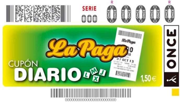 Diez vecinos obtienen 35.000 euros en el sorteo ordinario del 1 de enero.