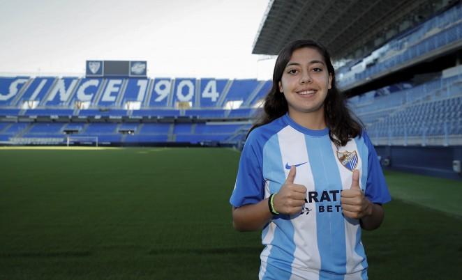 Paula Fernández, convocada de nuevo con España Sub-19