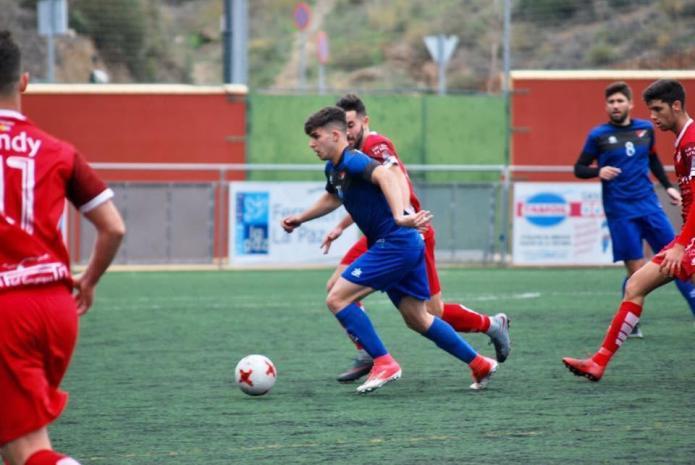 El San Pedro se lleva el derbi malagueño ante el Rincón (2-3)
