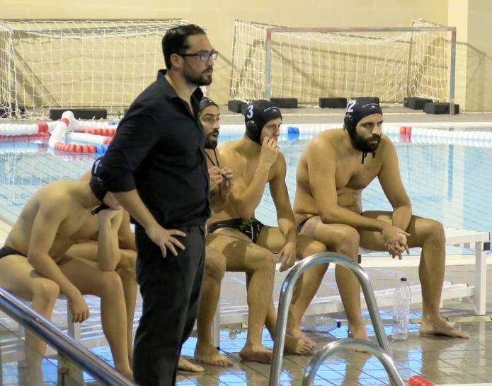 El Club Deportivo Waterpolo Málaga lucha hasta el final sin premio