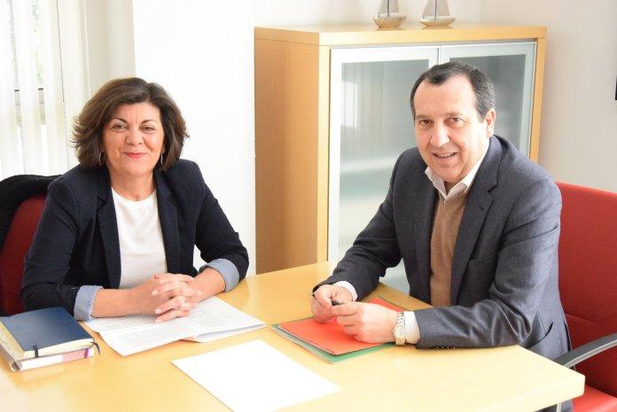 El PSOE de Málaga liderará en el Congreso y el Senado la reivindicación de una conexión ferroviaria para todo el litoral malagueño
