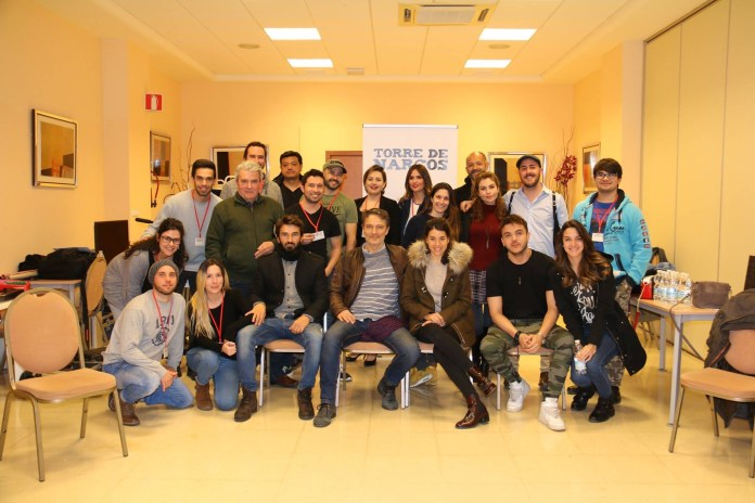 Arranca el rodaje de 'Torre de Narcos' en Vélez-Màlaga