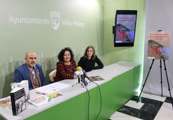 Vélez-Málaga acoge el homenaje a las víctimas y supervivientes de 'la desbandá'